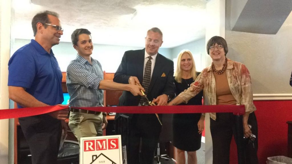 RMS Elite Properties team opening day